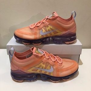 Nike Air Vapormax 2019 bleached coral/ amerhyst